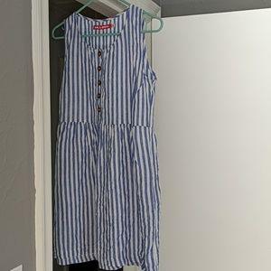 Pyne & Smith linen dress